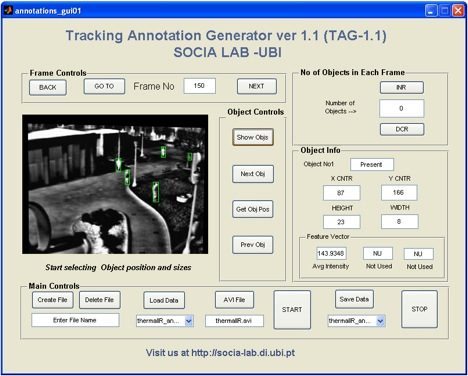 Project - Annotation Tools and Ground Truth Data